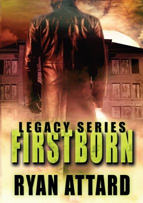 Firstborn © 2013 Ryan Attard AEC Stellar Publishing, Inc.