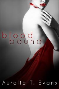 Aurelia Evans 2 - Blood Bound cover 2-5-15